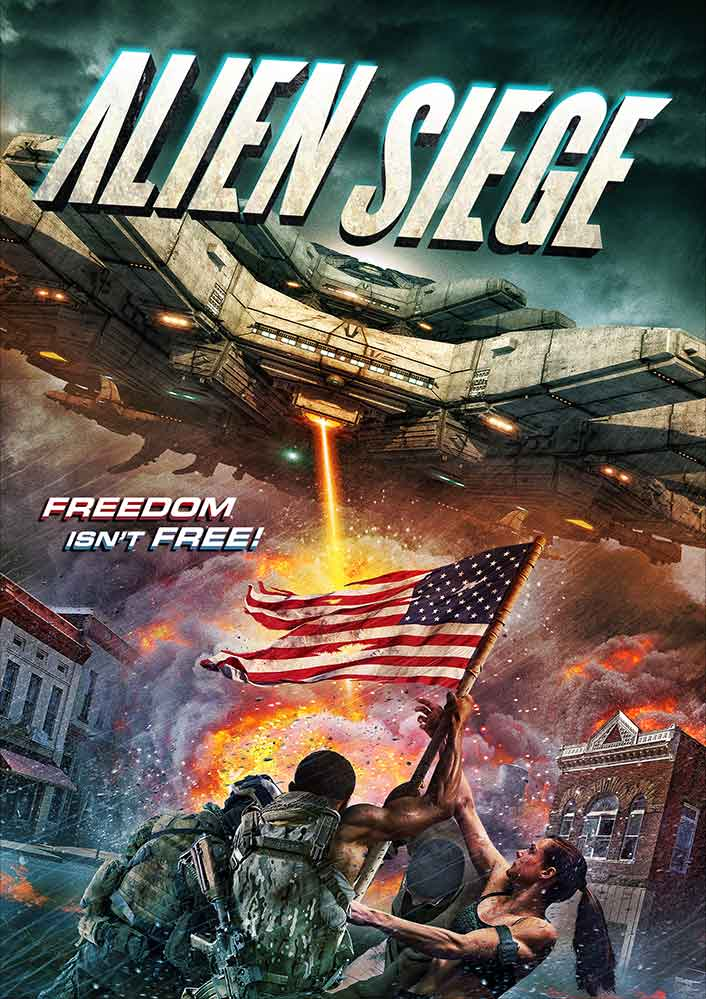 Alien Siege 2018 BDRip x264-GETiT