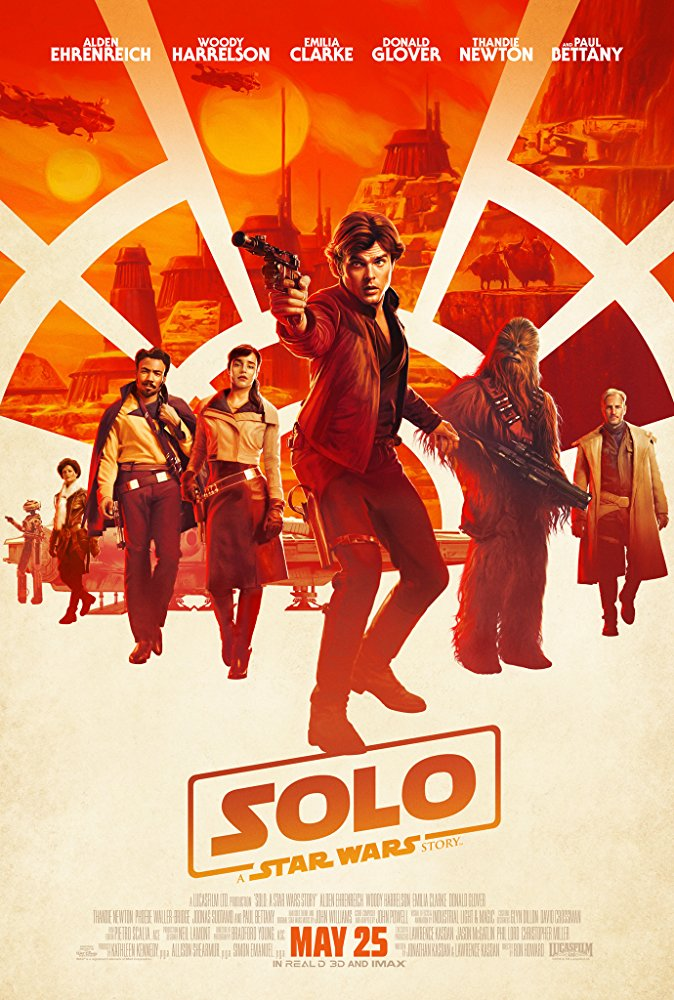 Solo A Star Wars Story (2018) 720p Bluray HEVC 5 1 Omikron