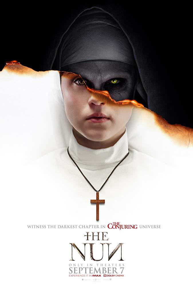 The Nun (2018) 720p HDCAM-1XBET