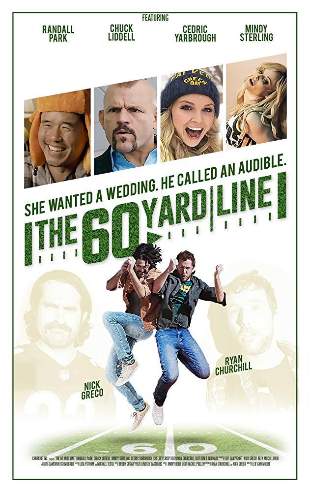 The 60 Yard Line 2018 BRRip AC3 X264-CMRG