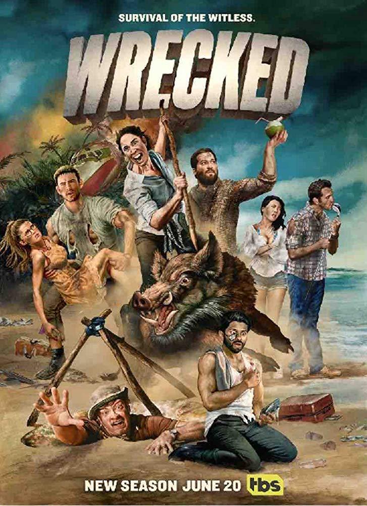 Wrecked S03E06 WEBRip x264-TBS