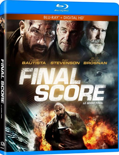 Final Score (2018) HDRip AAC 2.0 x264 MW