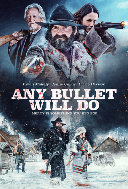 Any Bullet Will Do 2018 HDRip AC3 X264-CMRG