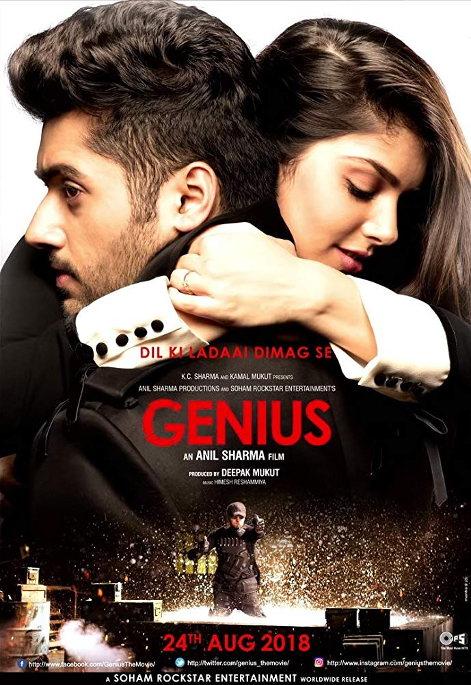 Genius 2018 Hindi PROPER 720p HDRip-x264-Synced-Zist
