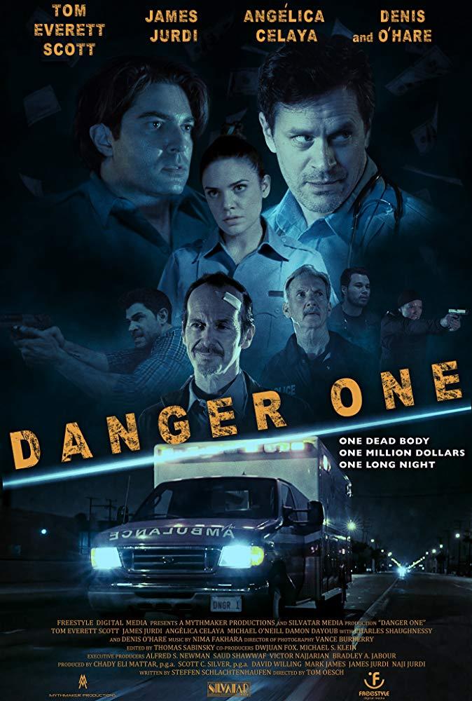 Danger One 2018 HDRip AC3 X264-CMRG[EtMovies]