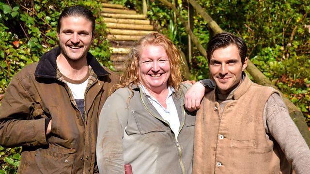 Garden Rescue S03E24 Wolverhampton 720p iP WEBRip AAC2 0 x264-SOIL