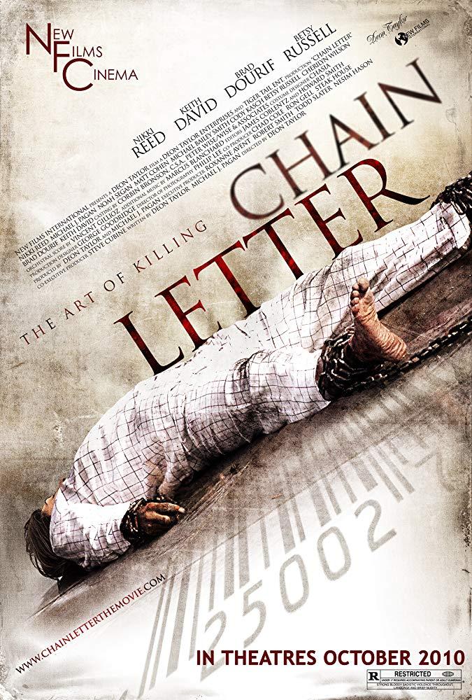 Chain Letter 2010 BRRip XviD MP3-XVID