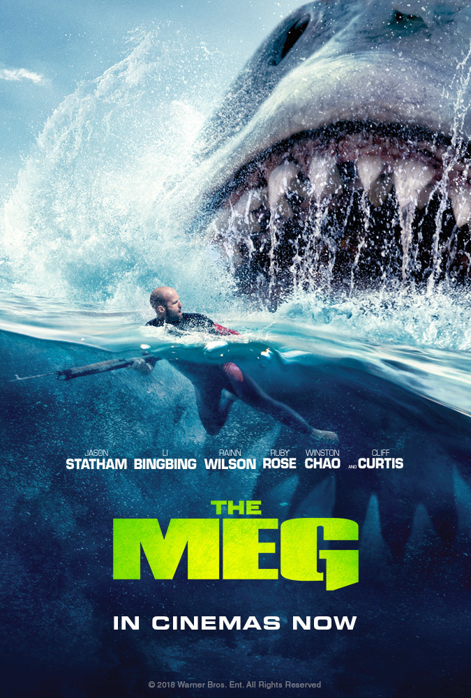 The Meg 2018 V2 1080p HC HDRip AC3 X264-CMRG