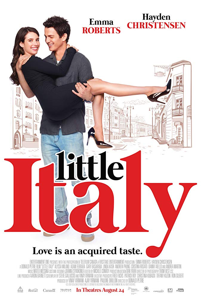 Little Italy (2018) 720p Web-DL x264 AAC ESubs - Downloadhub