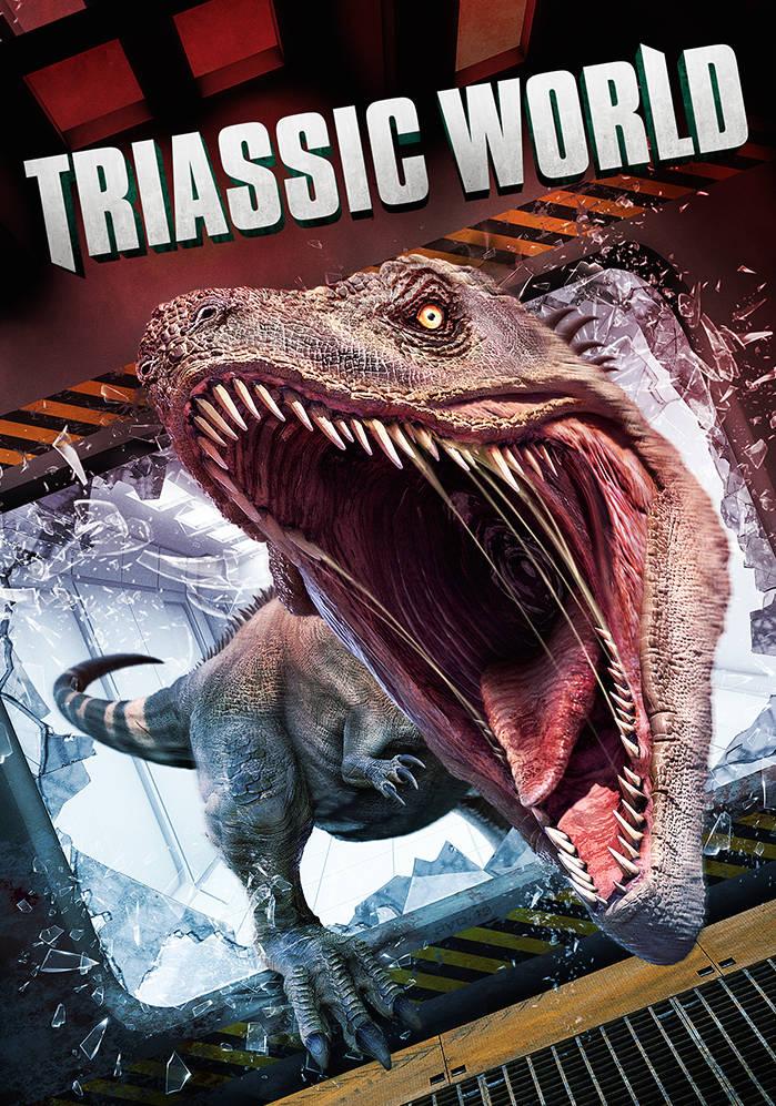 Triassic World 2018 720p BRRip XviD AC3-XVID
