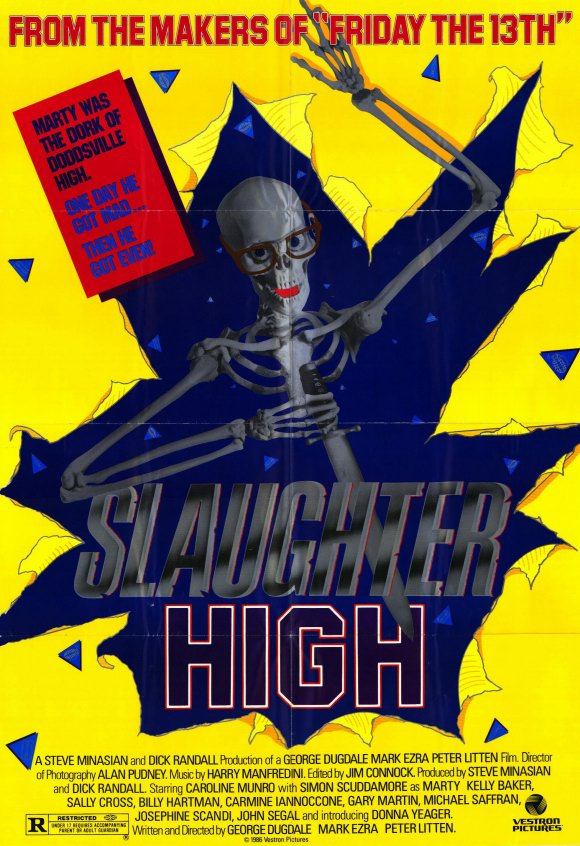 Slaughter High 1986 720p BluRay x264-x0r