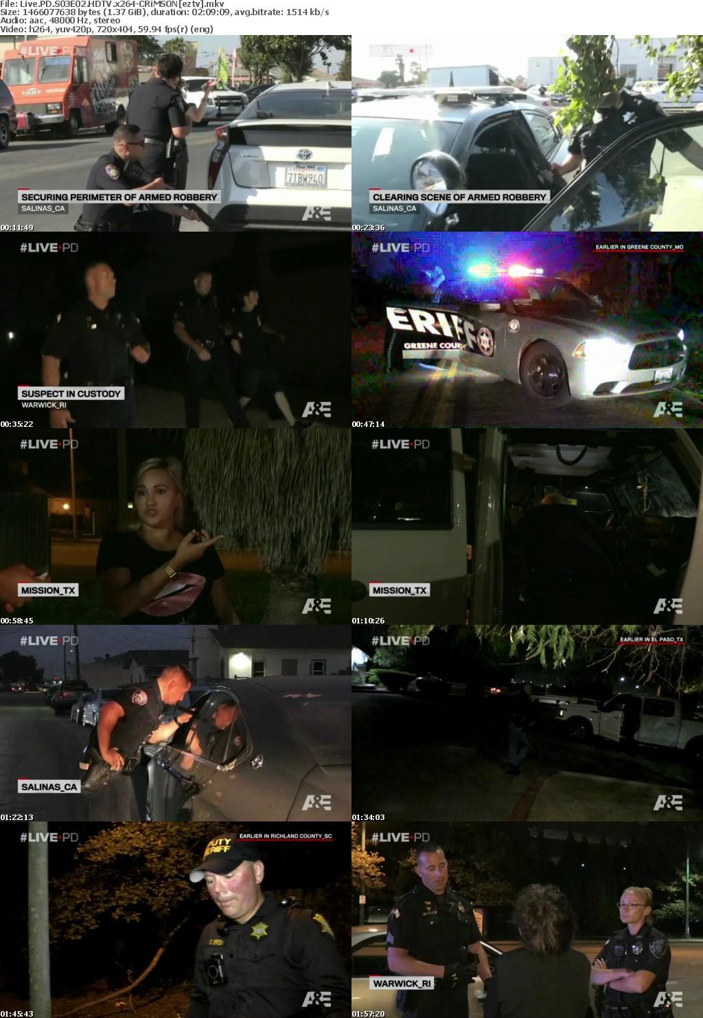 Live PD S03E02 HDTV x264-CRiMSON