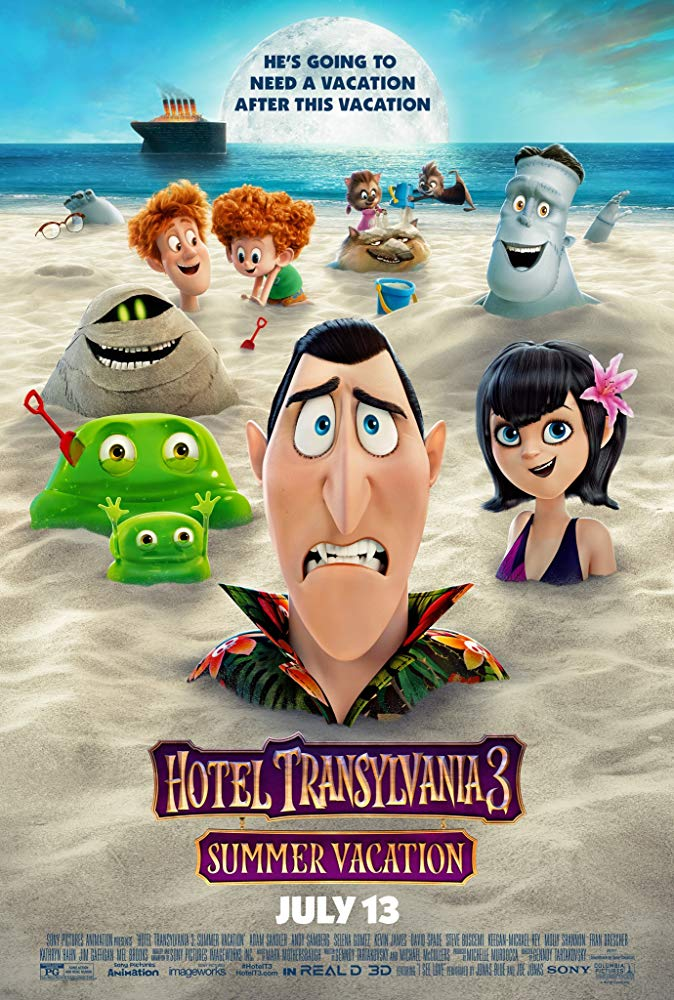 Hotel Transylvania 3 A Monster Vacation (2018) 1080p WEB-DL H264 AC3-EVO