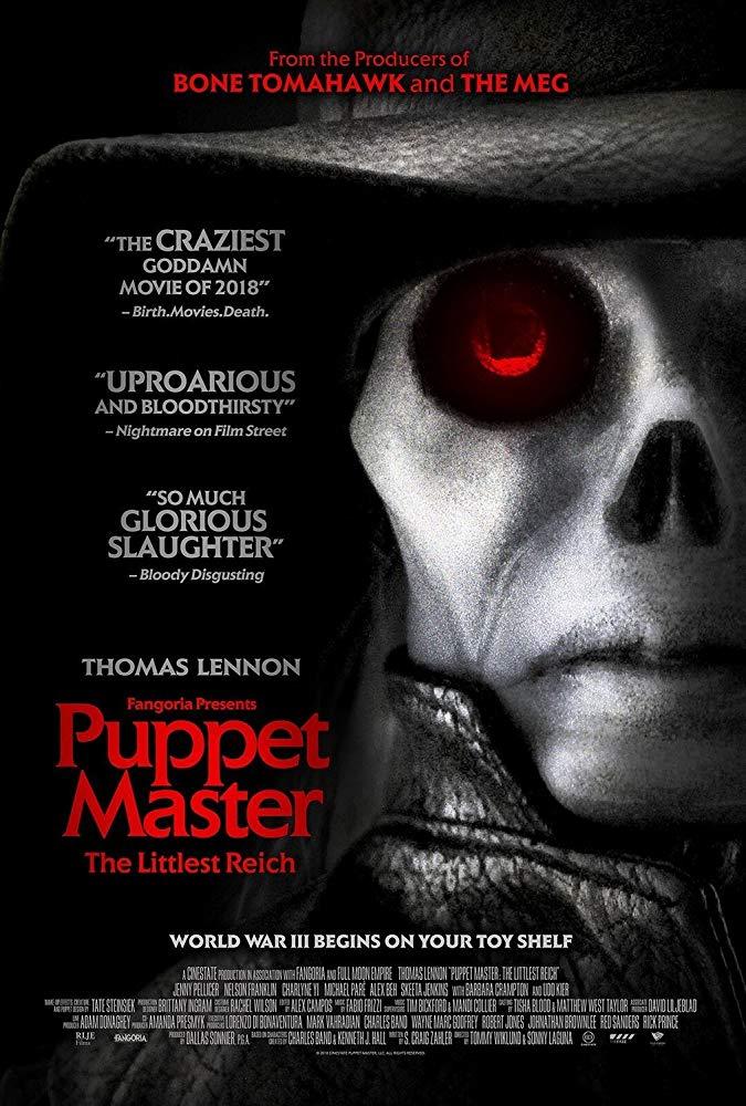 Puppet Master The Littlest Reich 2018 720p BRRIP X264 AC3-DiVERSiTY