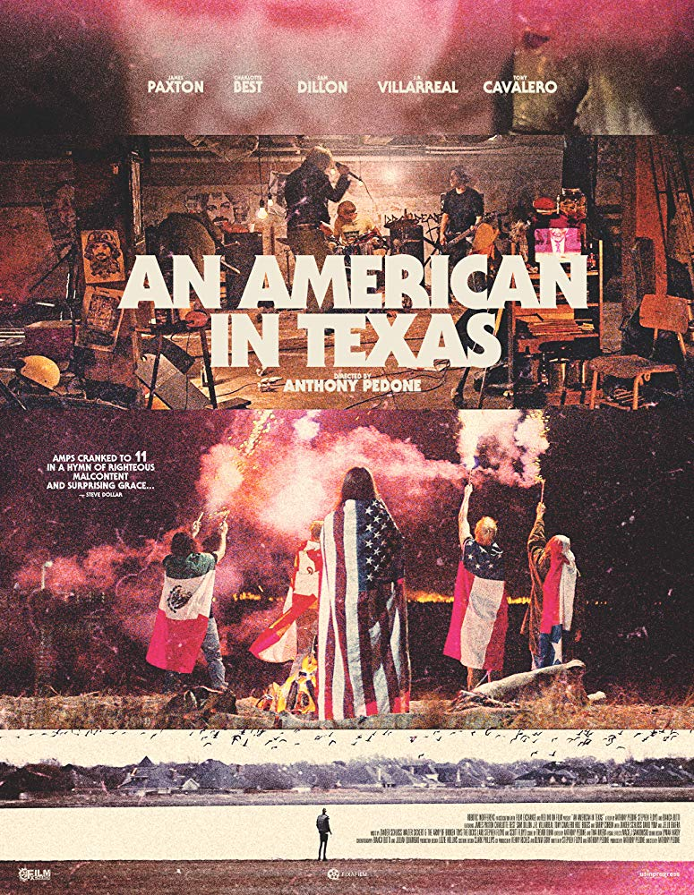 An American in Texas 2018 BDRip XviD AC3-EVO