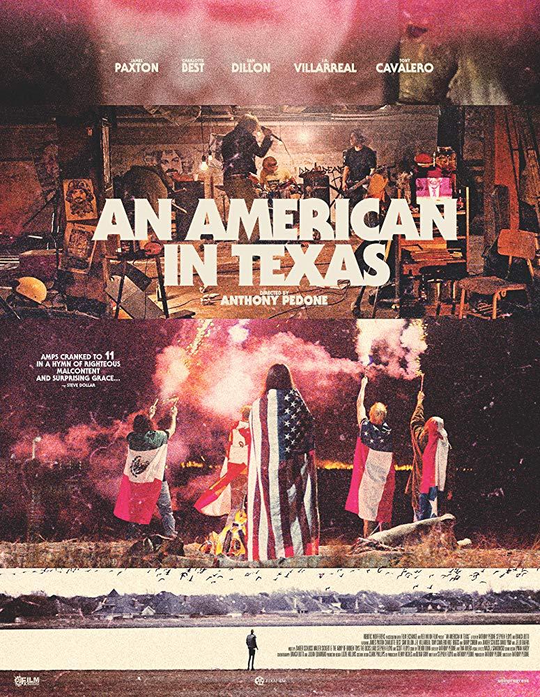 An American in Texas 2018 BDRip XviD AC3-EVO
