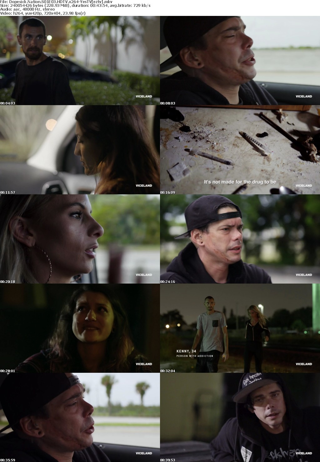 Dopesick Nation S01E03 HDTV x264-YesTV