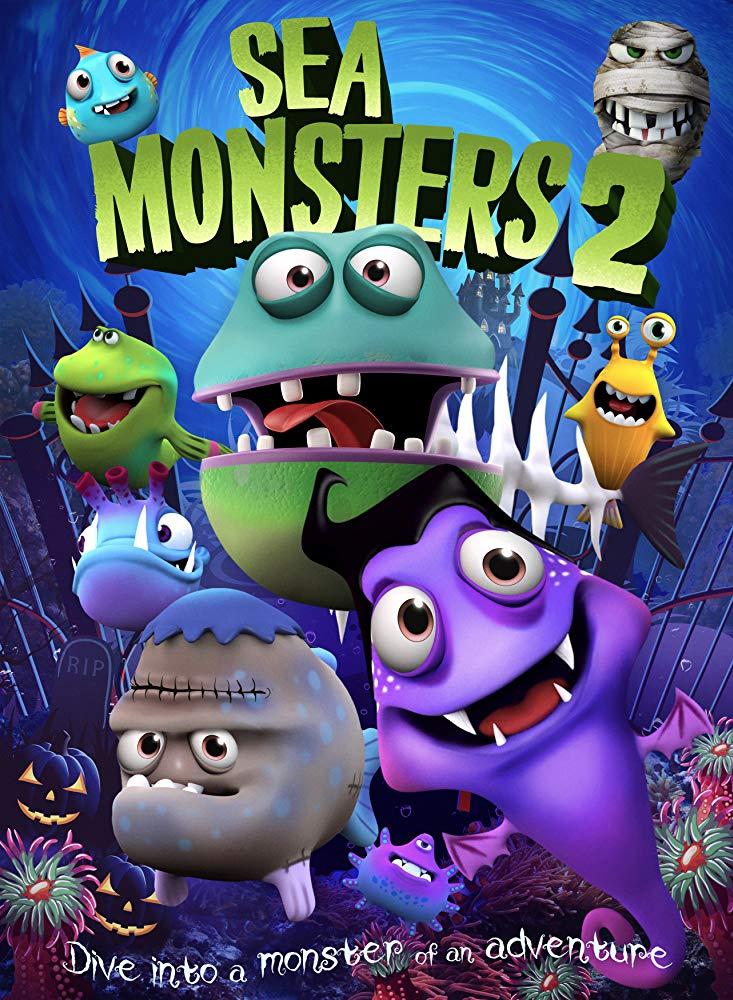 Sea Monsters 2018 HDRip XviD AC3-EVO[EtMovies]