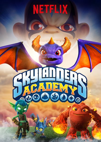 Skylanders Academy S03E10 720p WEB x264-W4F