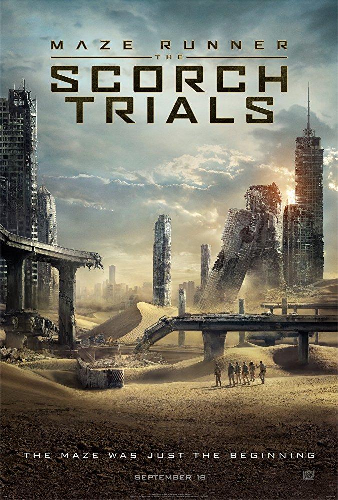 Maze Runner The Scorch Trials 2015 BRRip XviD B4ND1T69