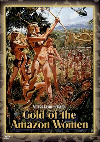 Gold of the Amazon Women 1979 - USA jungle adventure