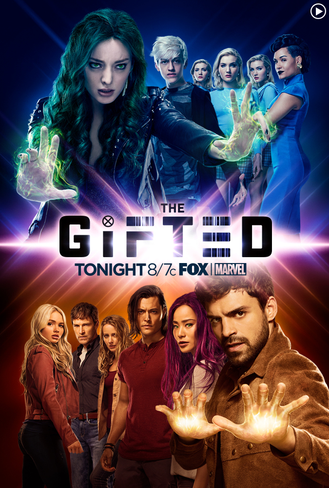 The Gifted S02E01 HDTV x264-CRAVERS