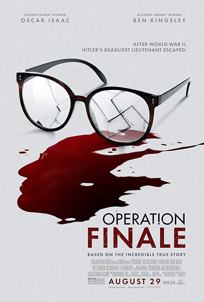 Operation Finale 2018 WEBRip x264 [FOX]