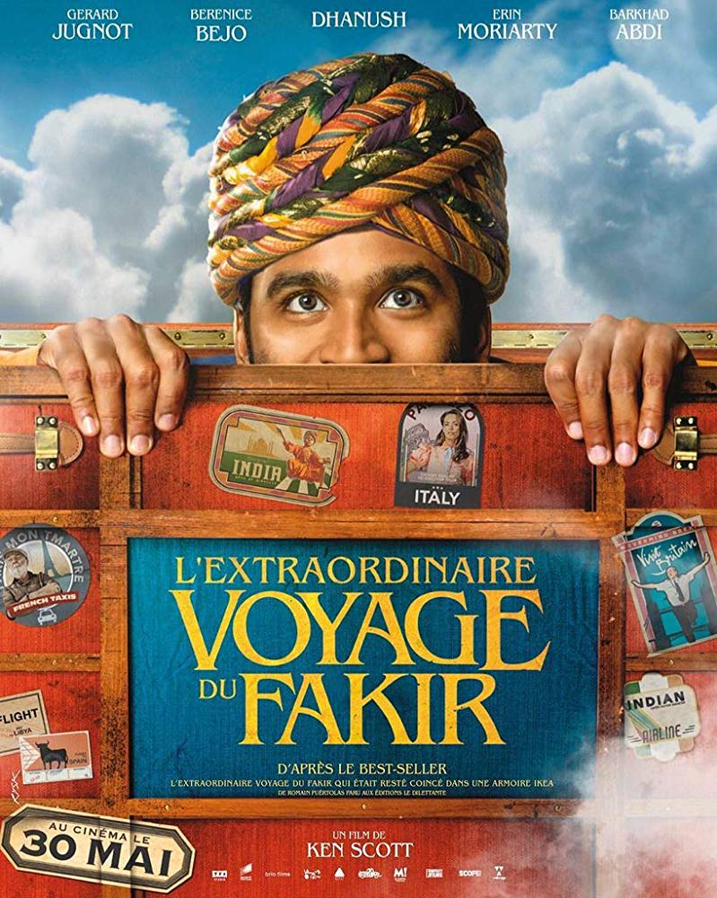 The Extraordinary Journey of the Fakir 2018 BRRip XviD MP3-XVID