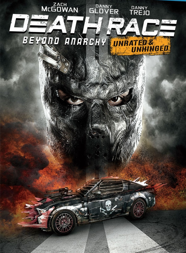 Death Race 4 Beyond Anarchy 2018 720p BRRip x264 ESub [MW]