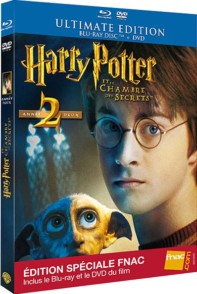 Harry Potter and the Chamber of Secrets (2002) 1080p BRRIp x264 Dual Audio Hindi English ESub-DLW