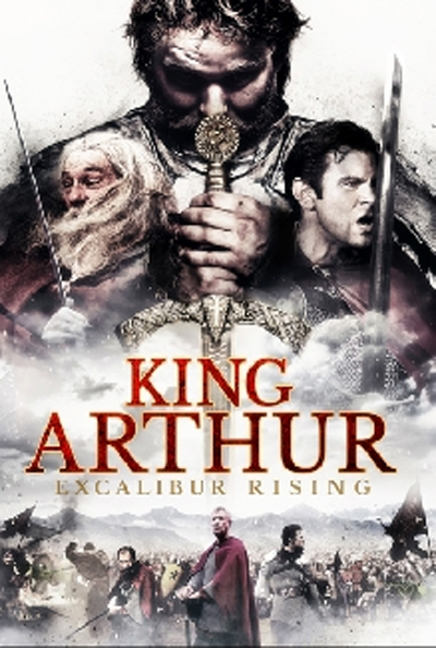 King Arthur Excalibur Rising 2017 720p BluRay x264-RUSTED