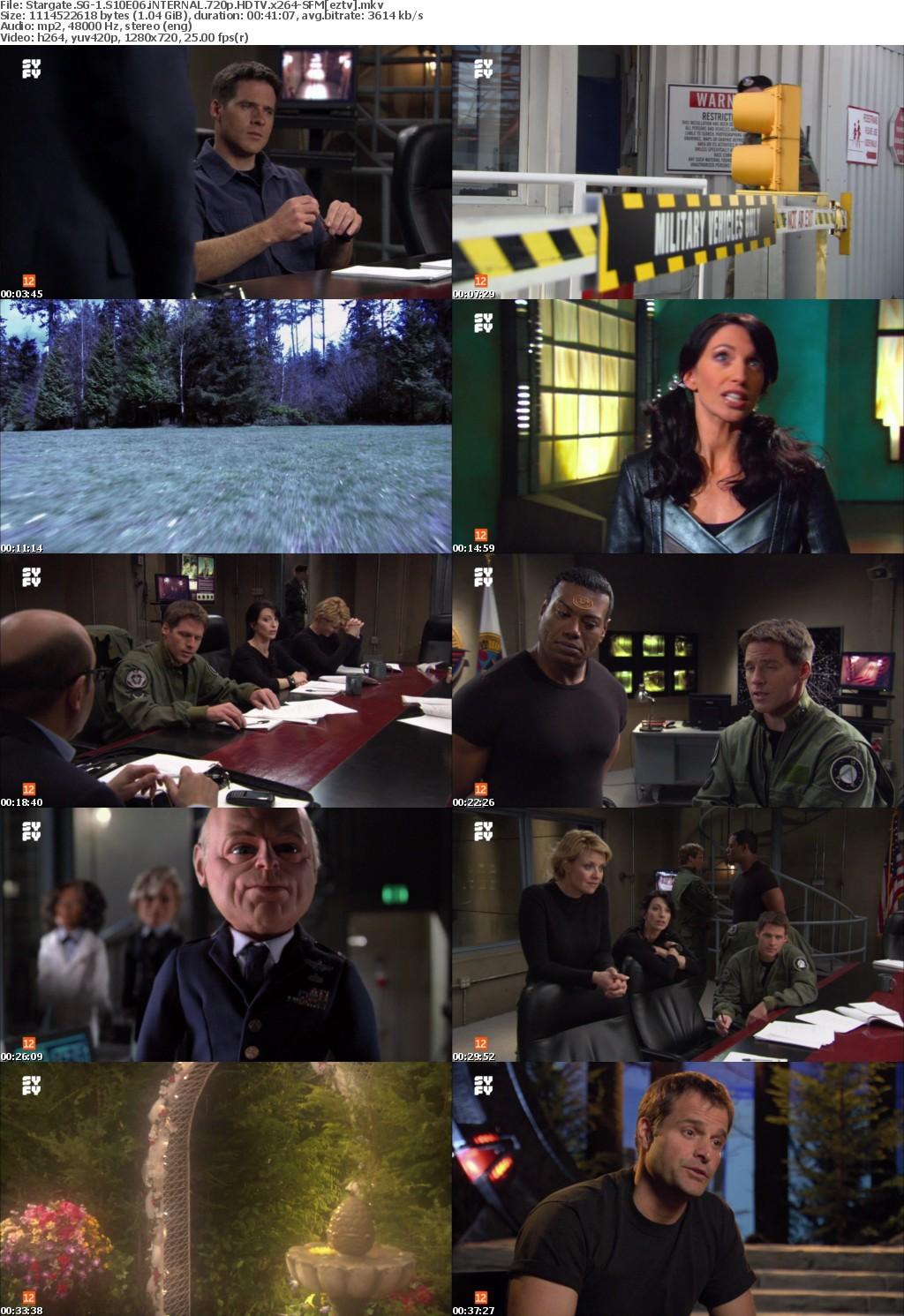 Stargate SG-1 S10E06 iNTERNAL 720p HDTV x264-SFM