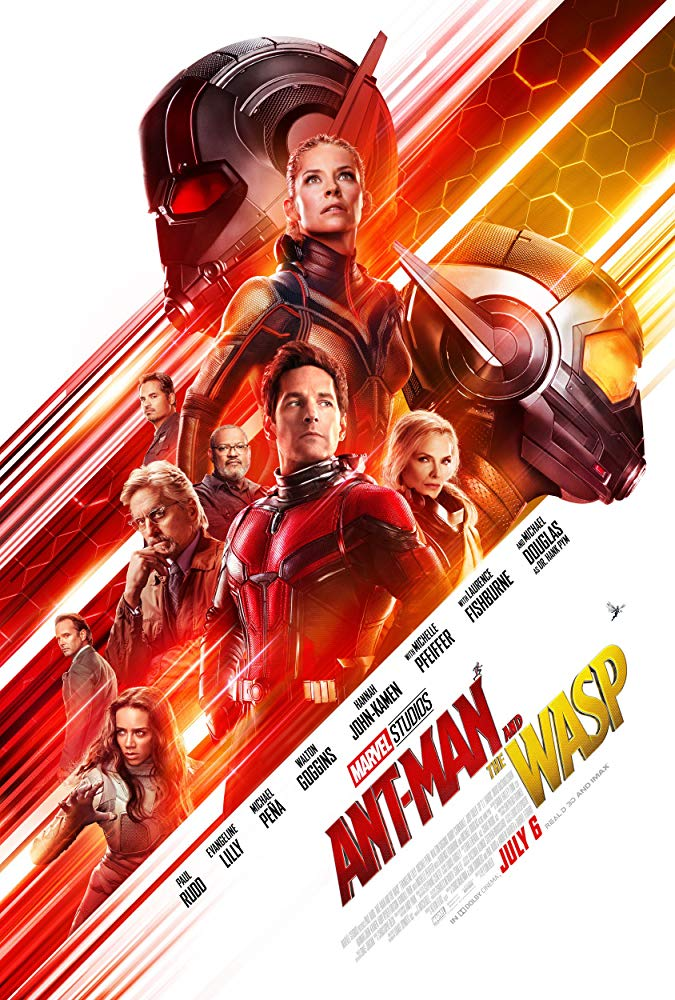 Ant Man and the Wasp 2018 1080p BluRay x264 Dual Audio Hindi DD 5 1 - English DD 5 1 ESub MW