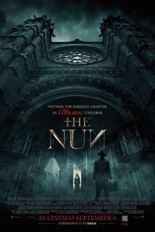 The Nun 2018 NEW 720p HDCAM x264 MW