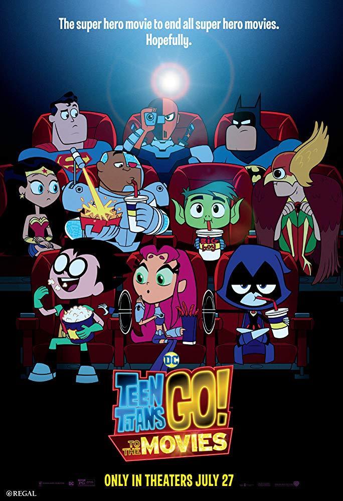 Teen Titans Go To the Movies 2018 HDRip AC3 X264-CMRG