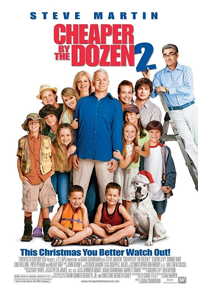 Cheaper by the Dozen 2 2005 1080p BluRay H264 AAC-RARBG