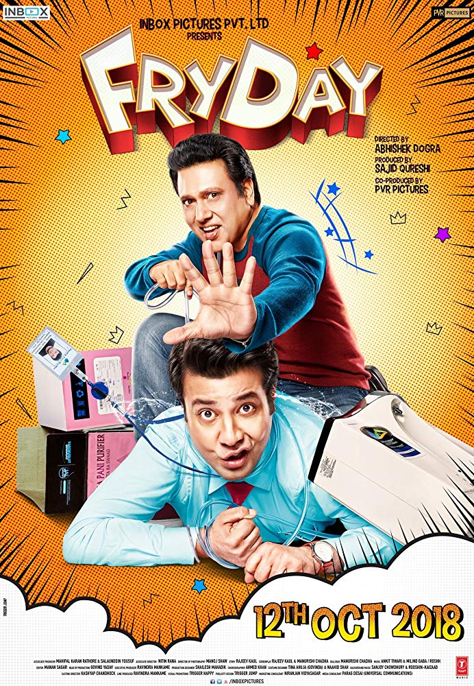 FryDay 2018 PreDvd Hindi 720p x264 AAC - mkvCinemas