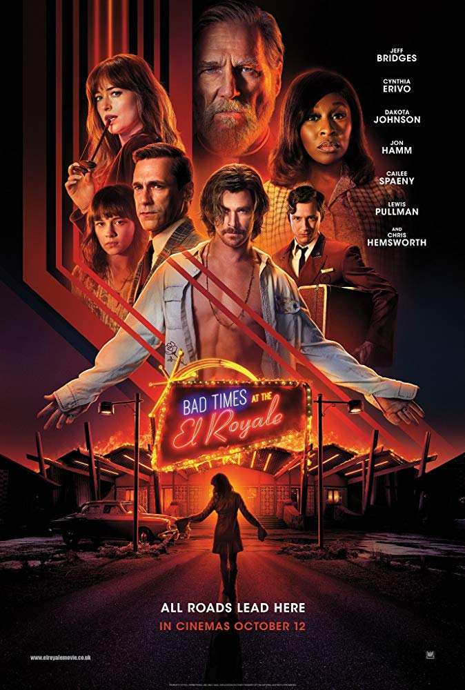 Bad Times at the El Royale 2018 HDCAM XViD AC3-ETRG