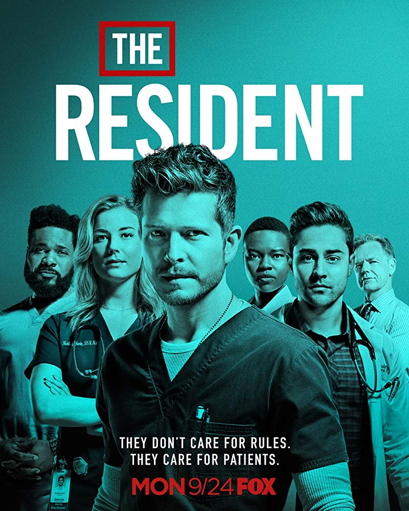 The Resident S02E04 XviD-AFG