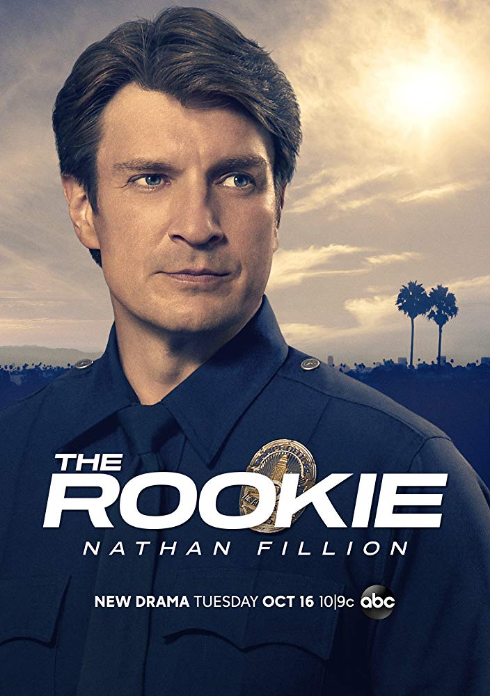 The Rookie S01E01 XviD-AFG