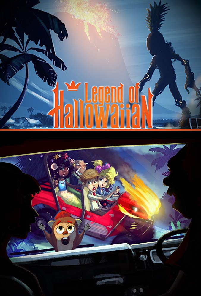 The Legend of Hallowaiian (2018) HDRip AC3 X264-CMRG