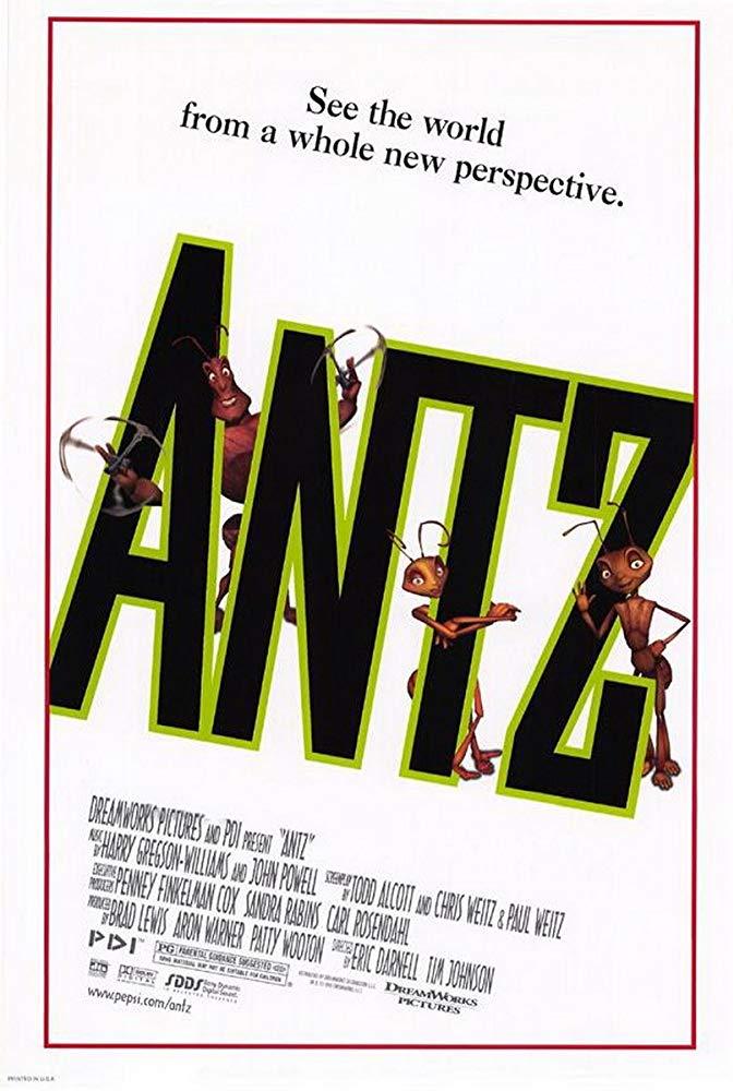 Antz 1998 720p BluRay H264 AAC-RARBG