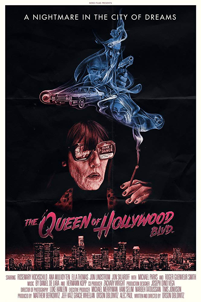The Queen of Hollywood Blvd (2018) 720p WEB-DL XviD AC3-FGT