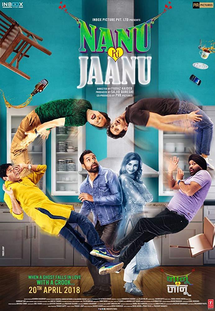 Nanu Ki Jaanu 2018 WebRip Hindi 720p x264 AAC - mkvCinemas