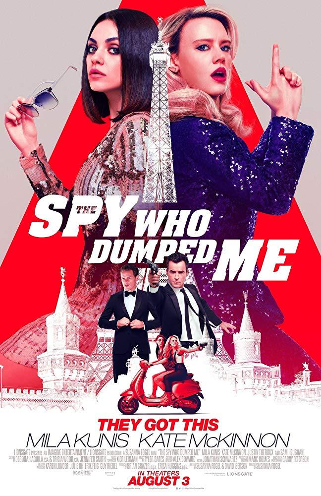 The Spy Who Dumped Me 2018 720p BluRay H264 AAC-RARBG