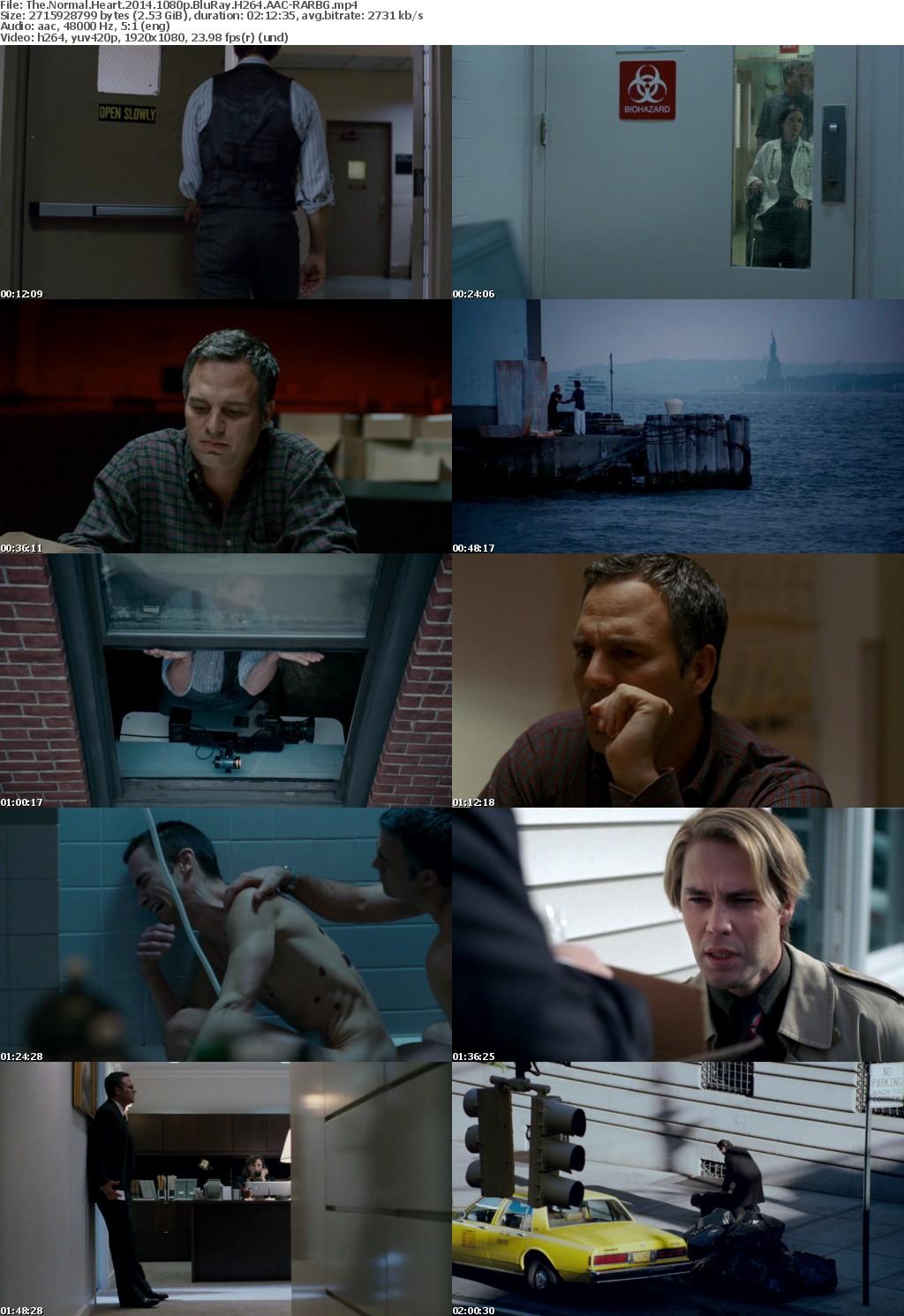 The Normal Heart 2014 1080p BluRay H264 AAC-RARBG