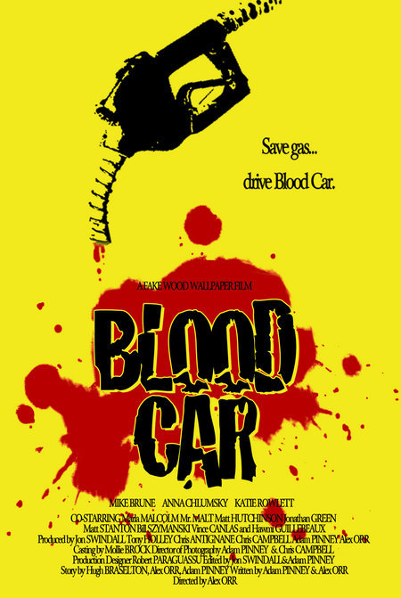 Blood Car 2007 BRRip XviD MP3-XVID