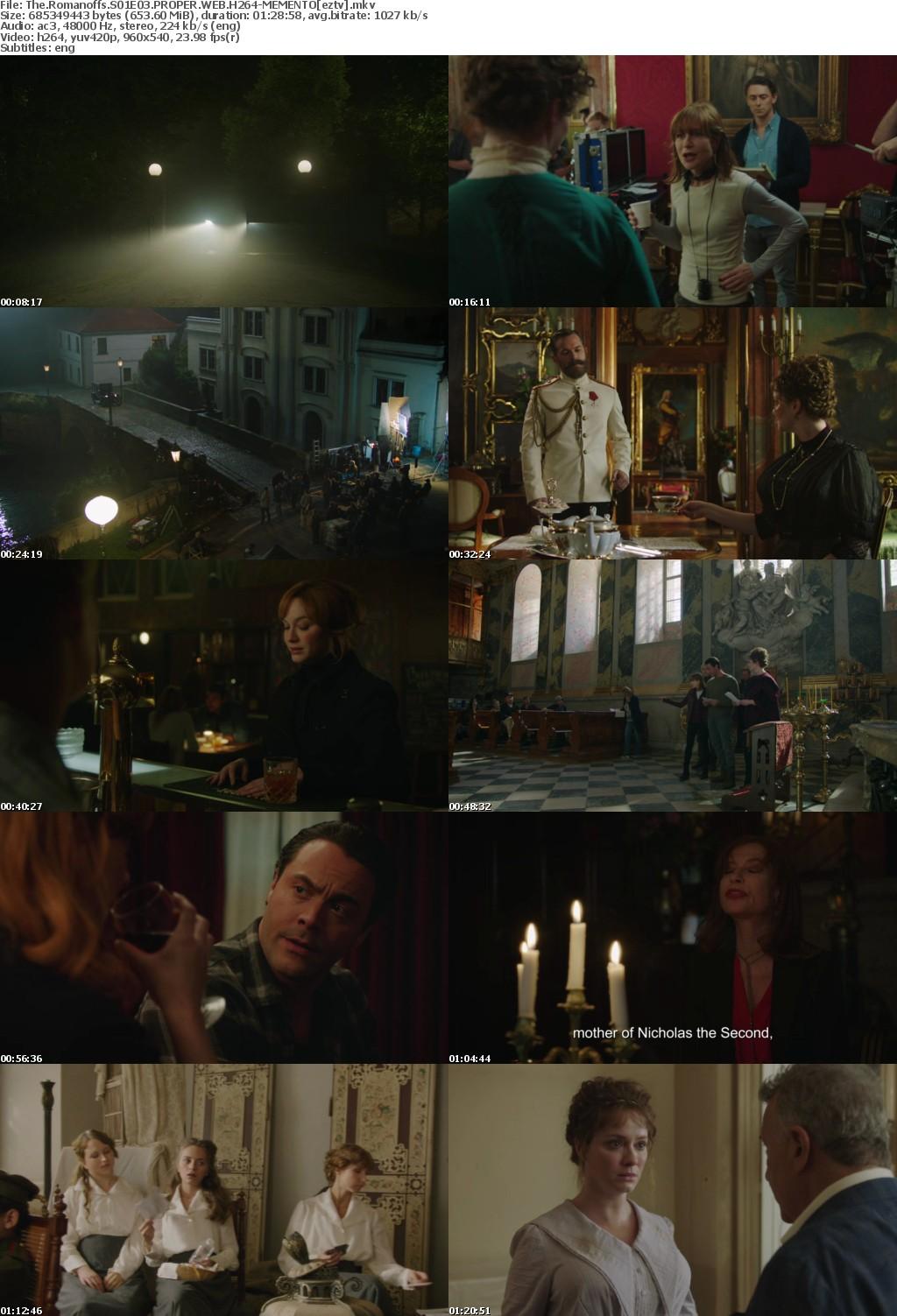 The Romanoffs S01E03 PROPER WEB H264-MEMENTO