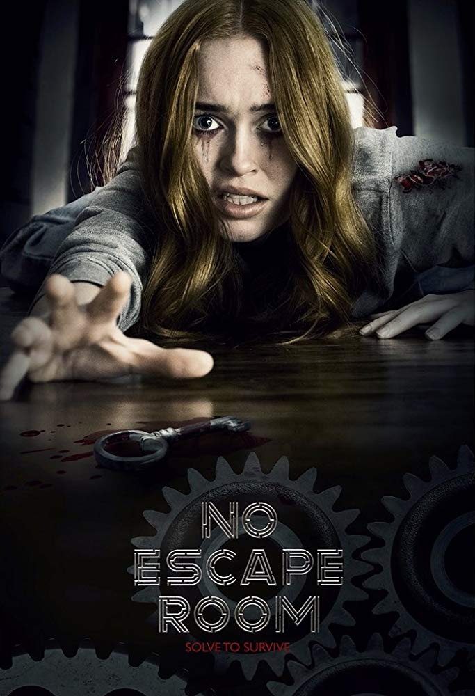 No Escape Room 2018 HDRip XViD-ETRG