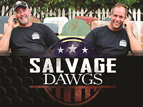 Salvage Dawgs S09E09 Marine Salvage WEB h264-CAFFEiNE